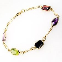 Picture for category Gemstone Bracelets