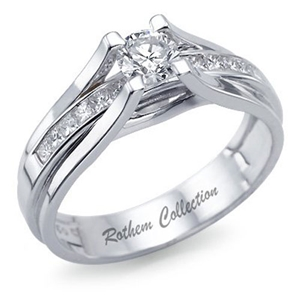 Picture of Diamond Proposal Ring