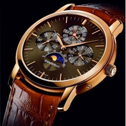 Picture of Leather Lux Men's Watch