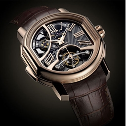 Picture of Gold Stylish Men's Watch