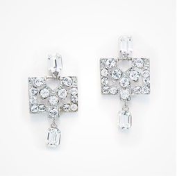Picture of Vintage Diamond Earring