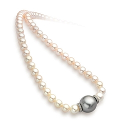 Picture of Designer Pearl Necklace