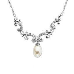 Picture of Stylish Pearl Necklace
