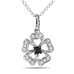 Picture of Flower Diamond Necklace